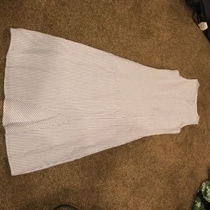 Dresses & Skirts - Extra large striped casual dress!